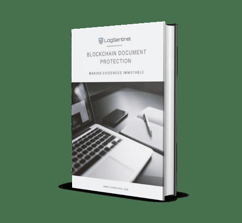 Blockchain DOC Protection Ebook Cover