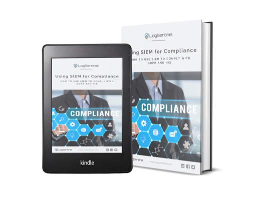 Using SIEM for GDPR and NIS Compliance - Ebook